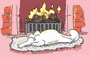 simonscat_xmas_fireplace